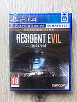 Resident Evil 7 Biohazard Gold Edition (рус. суб.) PS4, фото 1