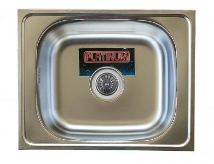 Мойка из нержавеющей стали 04мм Platinum 4050 satin