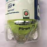 Мячи теннисные Babolat First X3 501054/113 (3 шт.), фото 9