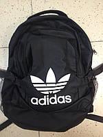 Рюкзак Adidas черный 16х42х30