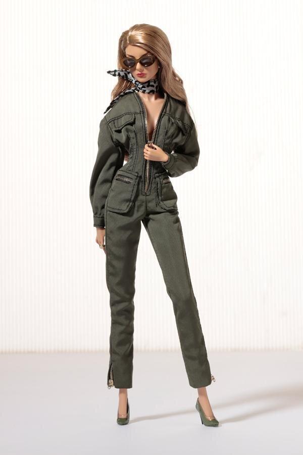 Коллекционная кукла Integrity Toys 2020 NU Face Giselle Diefendorf Fashion Darling 82116