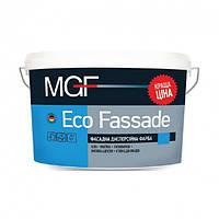 Акриловая Фарба Краска MGF Eco Fassade, М690, ВД фасадная 1,4 кг  воднодисперсионная