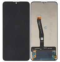 Дисплей (модуль) для Huawei P30 Lite, Nova 4e Черный