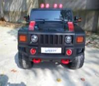Детский электромобиль J1952 Черный