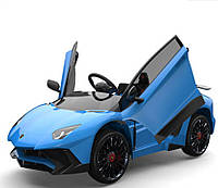 Детский электромобиль C1912 Синий