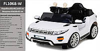 Детский электромобиль FL1068-W Белый