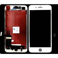 "Дисплей (модуль) для Apple iPhone 8 Plus (5.5"") Белый Оригинал TianMa"