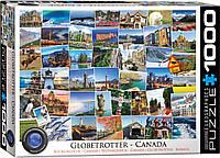 "Пазл ""Дорогами Канады"" 1000 элементов EuroGraphics (6000-0780), фото 1"