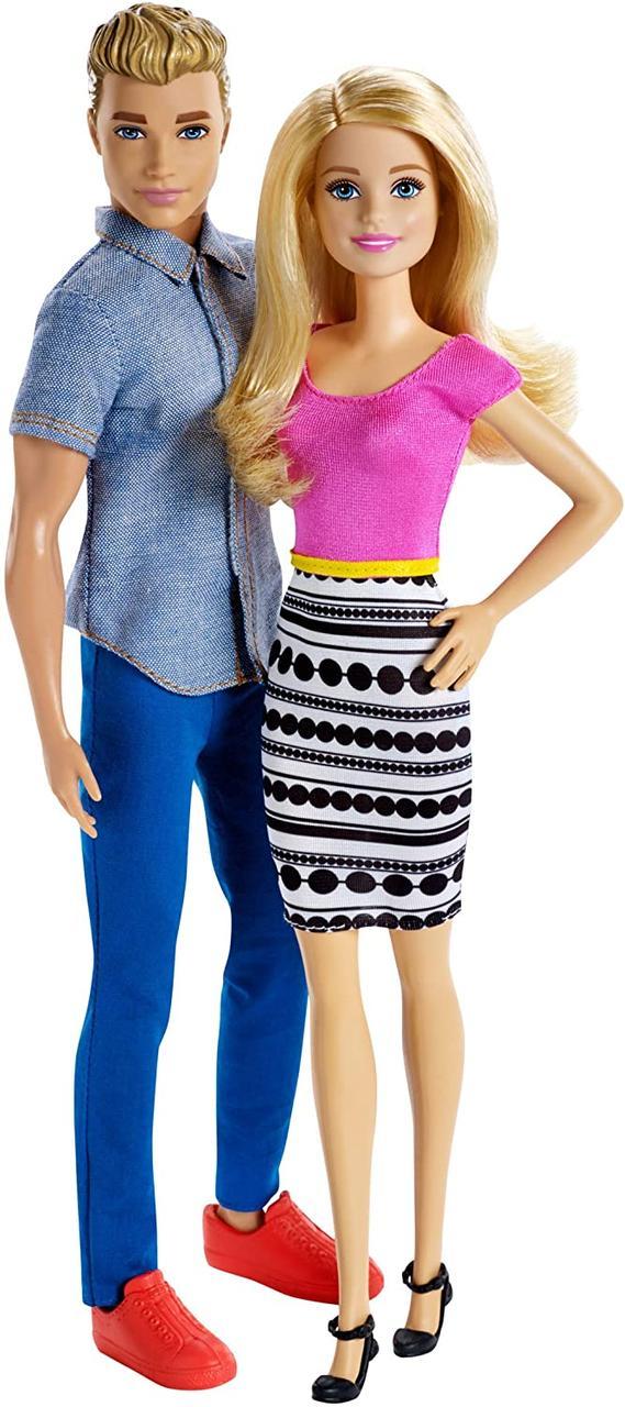 Набор кукол Барби и Кен