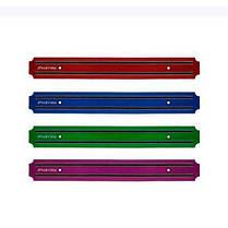 Магнитная планка-держатель Kamille для ножей 48*5*1.5 см настенная универсальная, фото 2