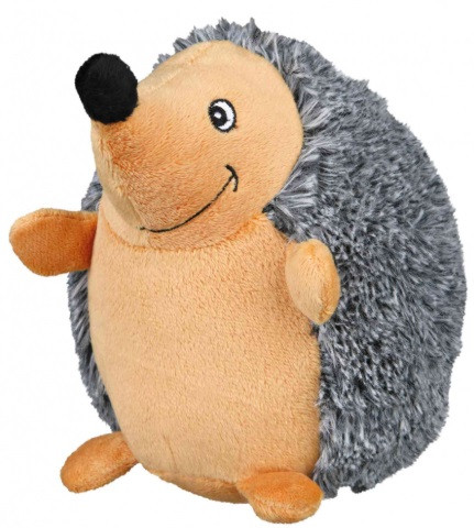 Игрушка для собак trixie ежик плюш. 17 см