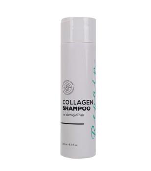 Колагеновий шампунь Repair для пошкодженого волосся з кератином відновлює структуру пошкодженого волосся