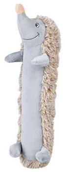 Игрушка для собак trixie ежик плюшевый длинный 37см