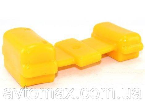 Подушка рессоры Уаз полиуретан желтый COMFORT CS-20