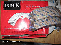 Колодка тормозная в сборке Jac1020K, Jac1020KR Джак, фото 1