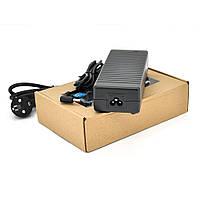 Блок живлення MERLION для ноутбукa HP 18.5V 6.5A (120 Вт) штекер 4.5 * 3.0мм, довжина 0,9 м + кабель живлення