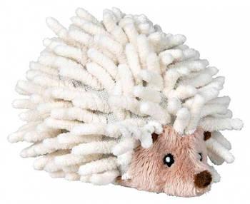 Игрушка для собак trixie ежик плюшевый лохматый 12 см