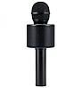 Портативный беспроводной микрофон-караоке Bluetooth WS 858 черный, фото 5