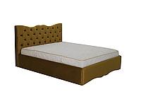Кровать двуспальная с каретной стяжкой EMILIA от CAPITONE STYLE