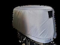Чехол на капот лодочного мотора  TOHATSU 9,8(2) серый, фото 1