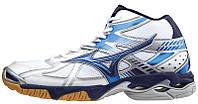 Кроссовки волейбольные MIZUNO WAVE BOLT 4 MID V1GA1565-24 (размер UK11.5)