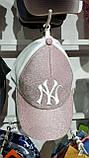 Жіноча бейсболка люрекс, фото 5