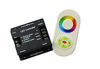 Контроллер RGB PROLUM (RF; 5K; сенсорный; 24A; ЧИП; Белый)