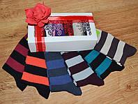 Жіночий набір бавовняних шкарпеток р.36-40