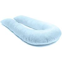 Подушка для беременных Минки Плюш, подушка обнимашка Подкова