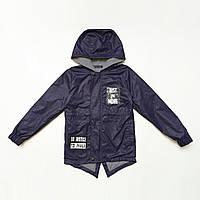 Куртка - бомбер, ветровка подростковая