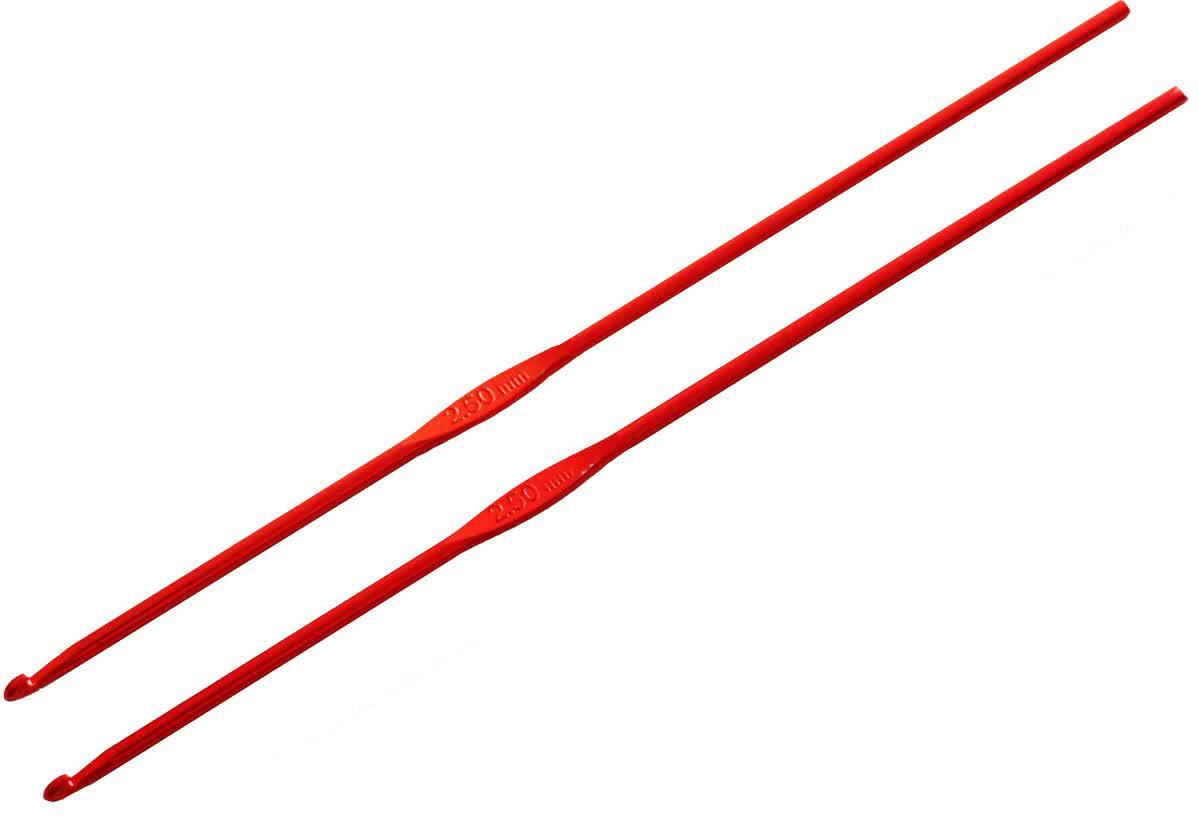Крючок для вязания алюминиевый №2,5