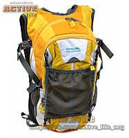 Рюкзак спортивний велосипедний   Royal Mountain Extreme 20L yellow, фото 1