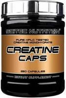 Креатин Scitec Nutrition Creatine (250 кап) (104107) Фірмовий товар!