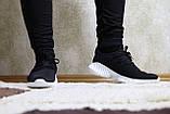 Кроссовки мужские сетка черные. Кросівки чоловічі чорні сітка., фото 7