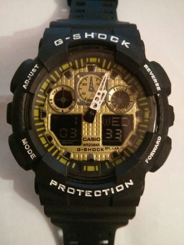 Часы Сasio g shock