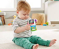 Часы Fisher-Price Смейся и учись Laugh & Learn Time to Learn S