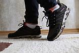 Мужские кроссовки зеленые сетка. Чоловічі кросівки сітка зелені. BAAS., фото 7