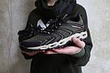 Мужские кроссовки зеленые сетка. Чоловічі кросівки сітка зелені. BAAS., фото 10