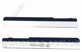 Заглушка для корпуса (набор) Sony Xperia C3 D2502 Черный