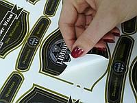 Печать наклеек, Стикеры, Этикетки