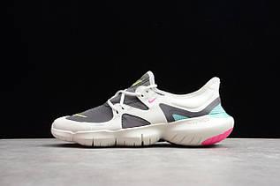 Кроссовки женские Nike Free RN 5.0 / FRN-020  (Реплика)