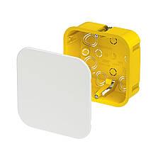 Коробка 100*100*50 розподільча гіпсокартон MT35161 Schneider