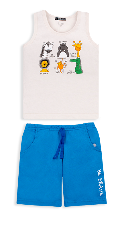 Детский костюм для мальчика KS-20-15-1 *Чувачки* (104,110,116)