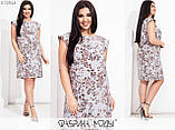 Платье женское от ТМ Фабрика моды размер: 48, 50, 52, 54, фото 5