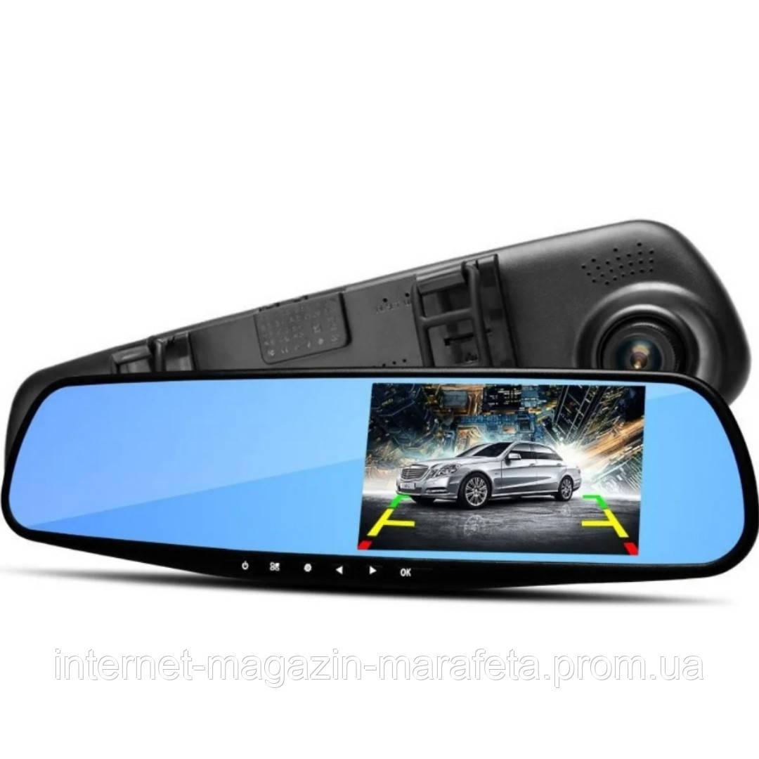 Зеркало регистратор с одной камерой ✅138-E 3,8