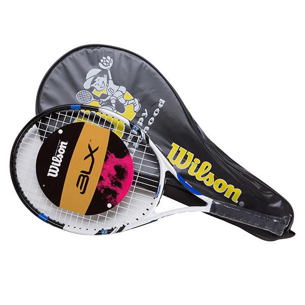 Теннисная ракетка Wilson BLX 23 в чехле, детская