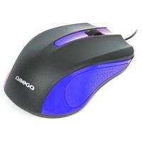 Мышь Omega OM-05BL Blue