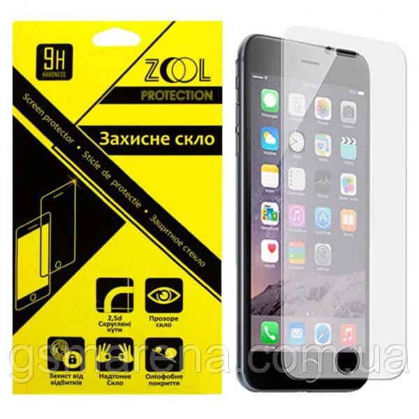 Защитное стекло 2.5D для LG K580 X-cam 0.3mm Zool