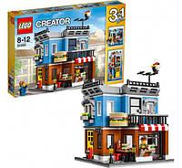 Лего Lego Creator 31050 Магазинчик на углу