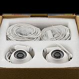 Комплект видеонаблюдения Green Vision GV-IP-K-S33/02 1080P, фото 2